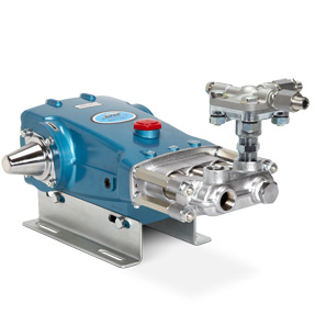 Photo of 25 Frame Piston Pump With Pulse Pump Manifold 2525