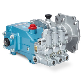 Photo of 5CP Plunger Pump With Gearbox