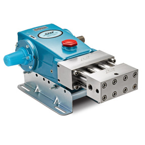 Photo of 18 Frame Block-Style Plunger Pump 1810