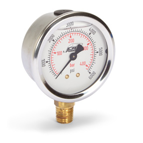 Photo of Pressure Gauge - 6089