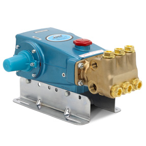 Photo of 15 Frame Plunger Pump - High Temp. 660