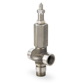 Photo of SS Pressure Relief Valve - 890709