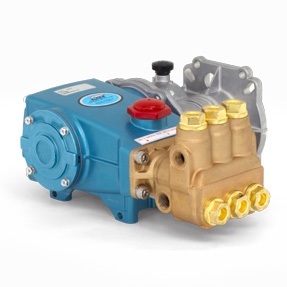 Photo of 7 Frame Plunger Pump With Gearbox - 56G118
