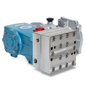 Photo of 8 Frame Block-Style Plunger Pump With Gearbox 781G1