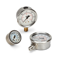 Photo of Pressure Gauges