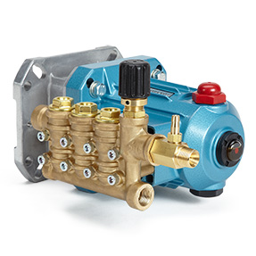 Photo of 4SPX Direct Drive Plunger Pump 4SPX32G1I