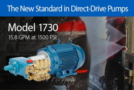 Model 1730 Direct Drive Plunger Pump